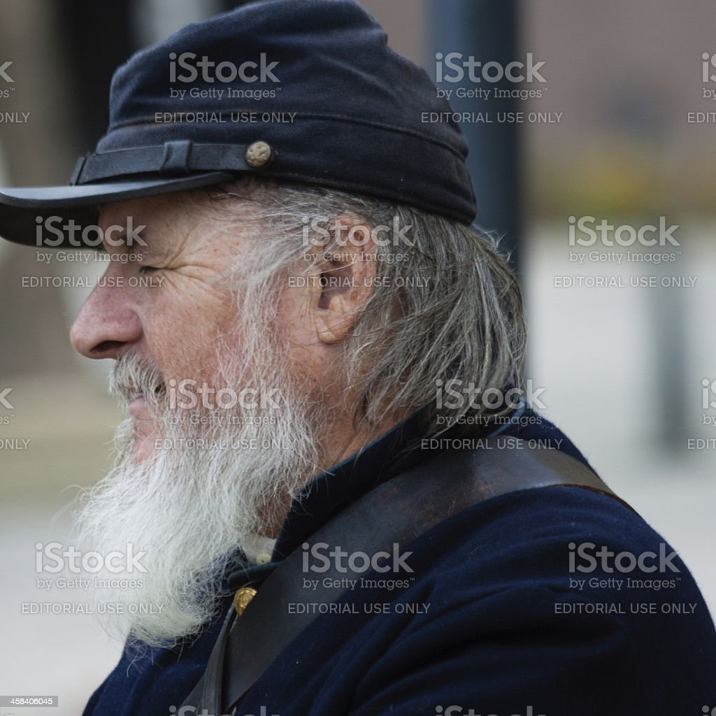 union soldier stock photo
