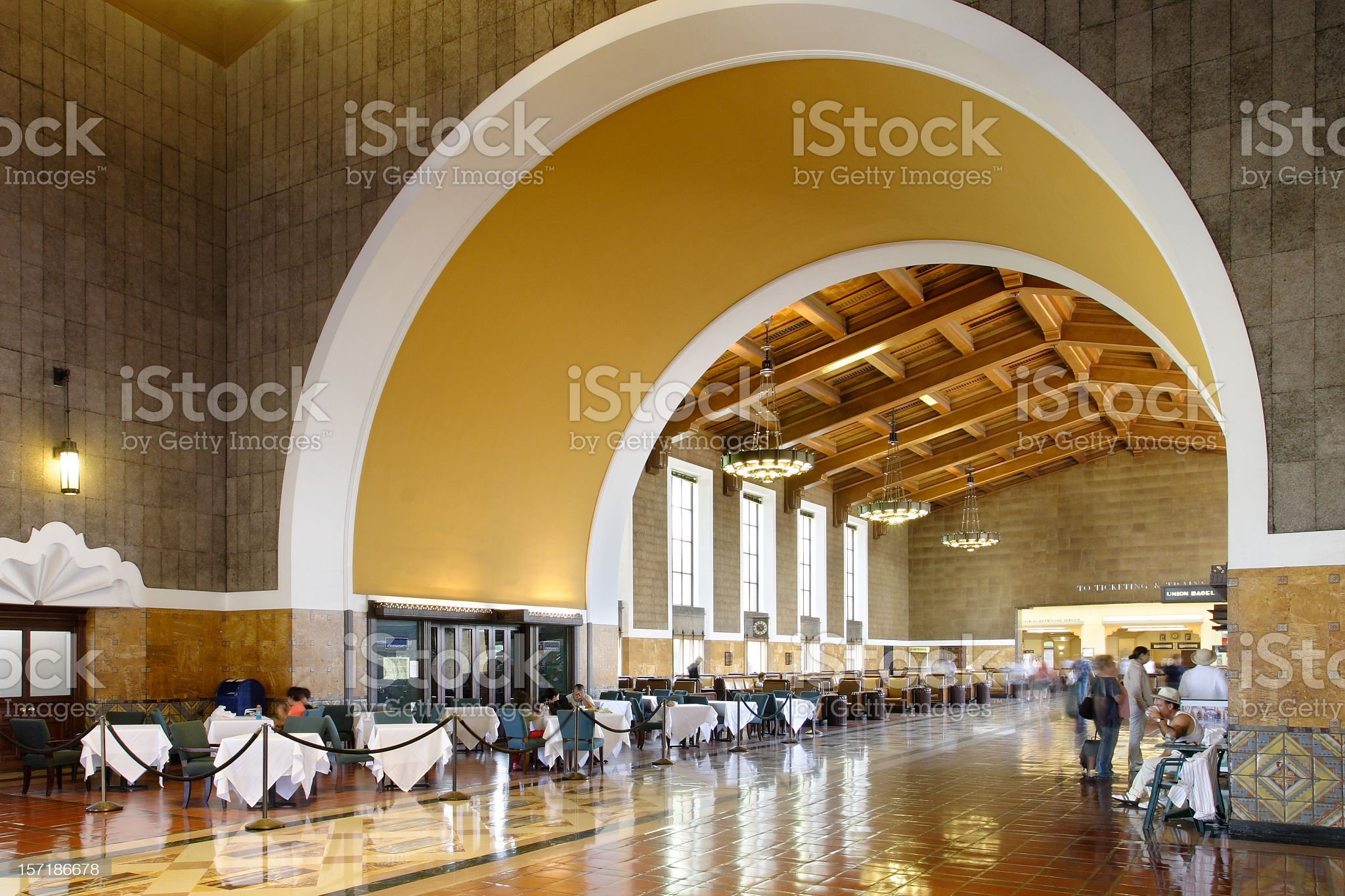 Union Station royalty-free stock photo