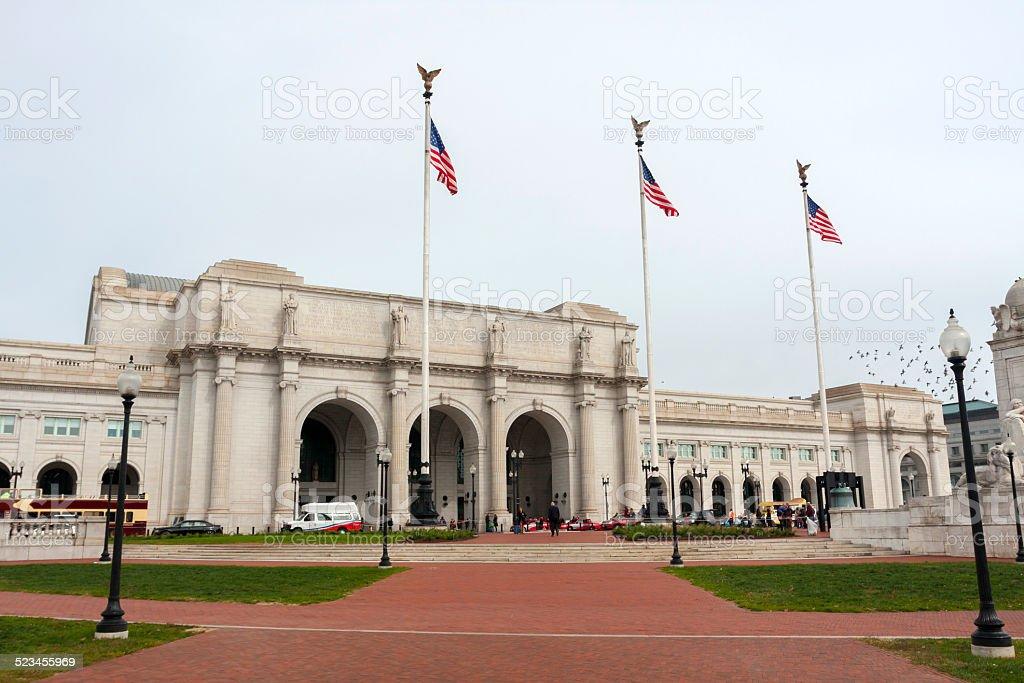 Union Station (Washington, D.C.) stock photo