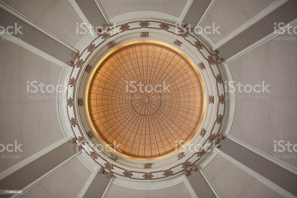 Union Station - Winnipeg, Manitoba royalty-free stock photo