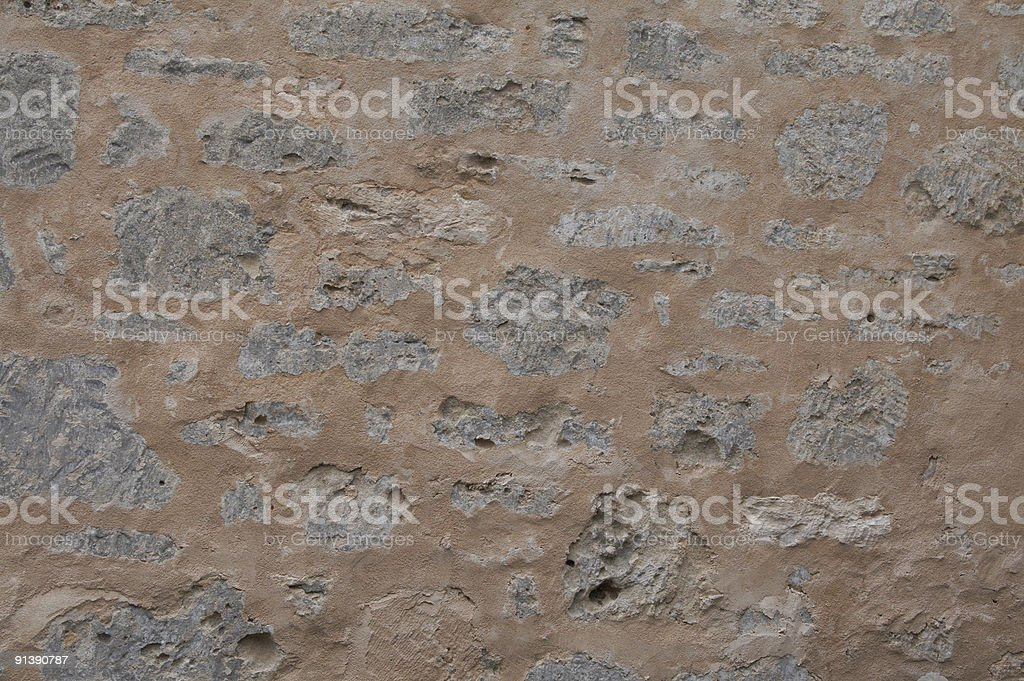 Unique High resolution textured wall royalty-free stock photo