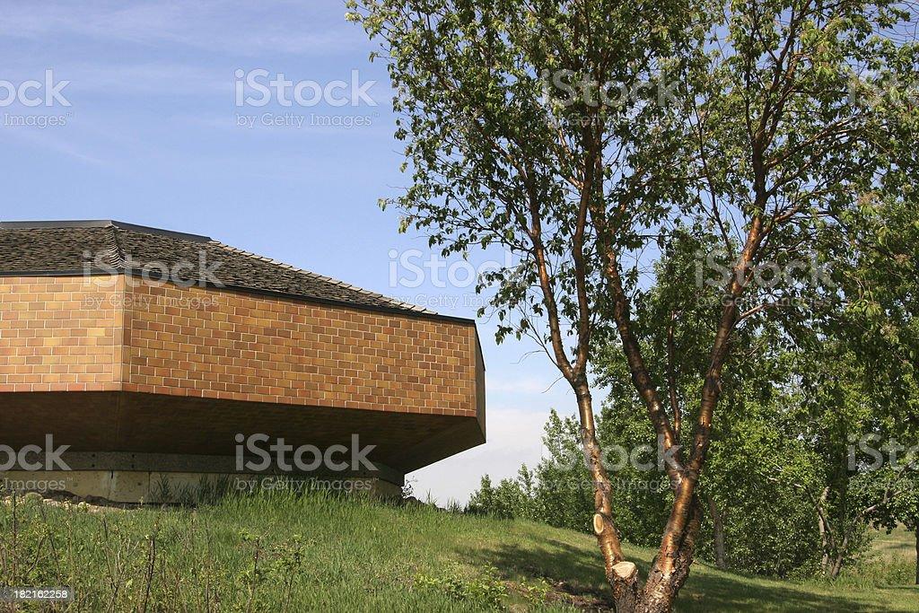 Unique Structure stock photo