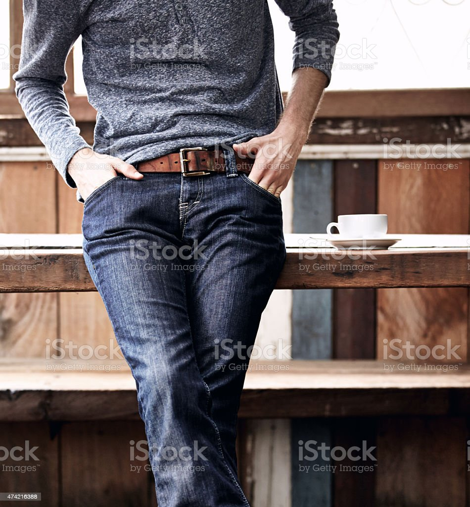 Unique style stock photo