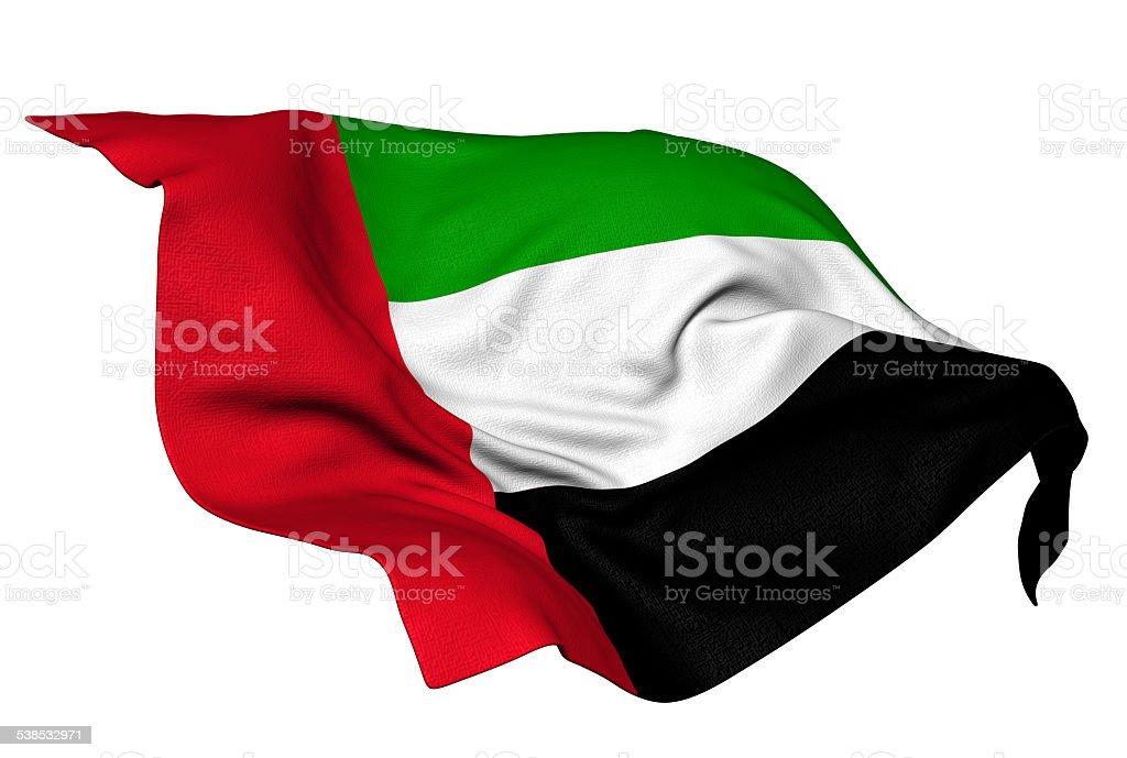 United Arab Emirates stock photo