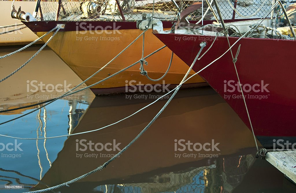 United Colours of shipping stock photo
