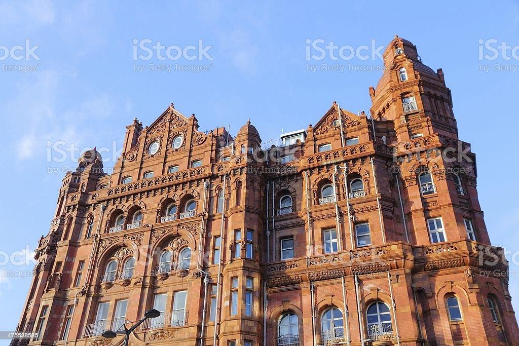 United Kingdom - Manchester stock photo