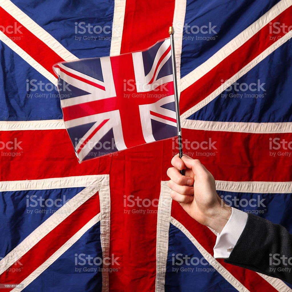 United Kingdom royalty-free stock photo