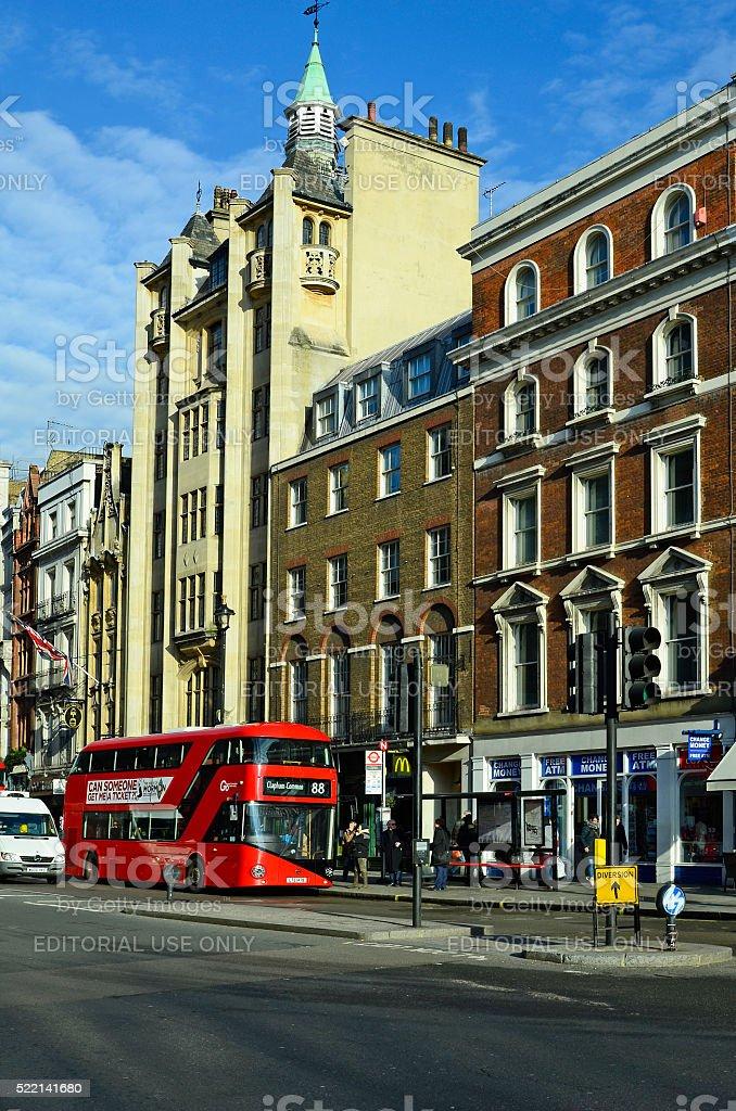 United Kingdom-London stock photo