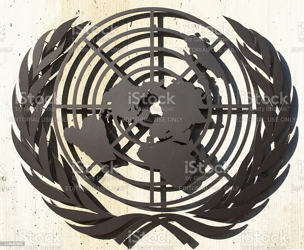 United Nations stock photo