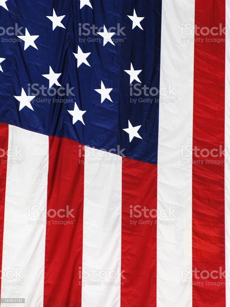 United States American Flag stock photo