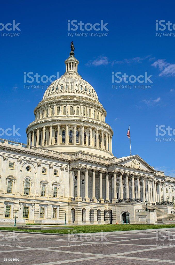 Capitólio dos Estados Unidos foto royalty-free