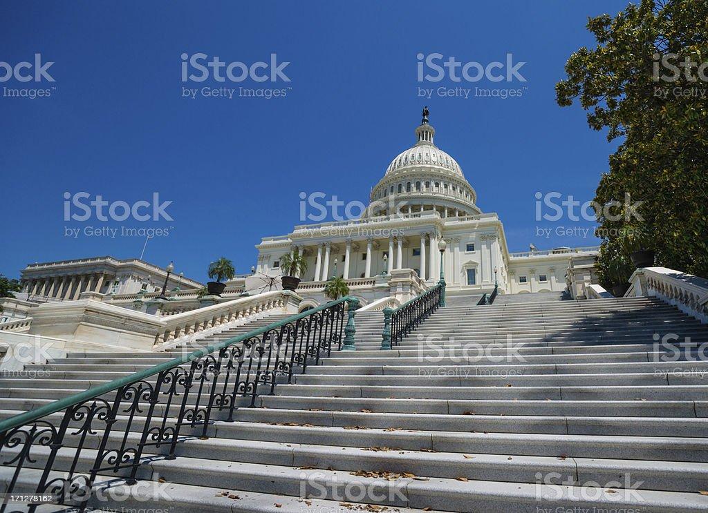 United States Capitol, Washington, D.C. USA stock photo
