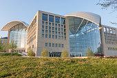 United States Institute of Peace Headquarters in Washington DC