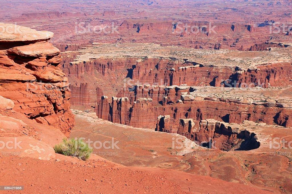 United States landscape stock photo