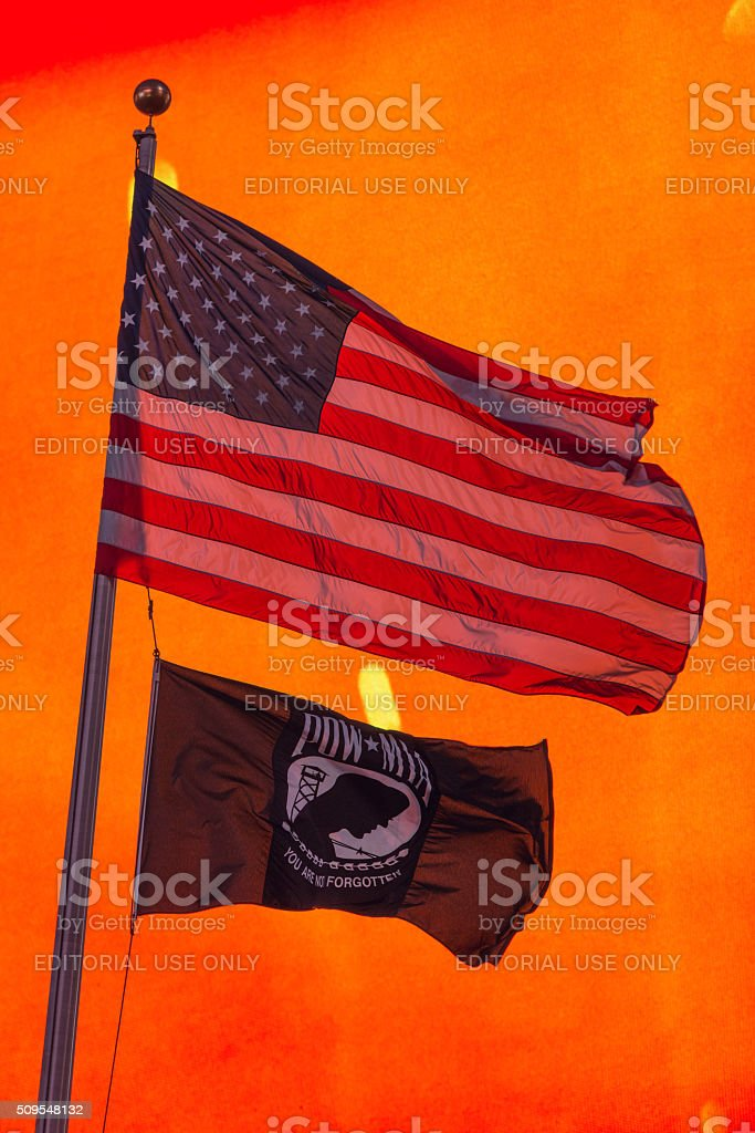 United States of America stock photo