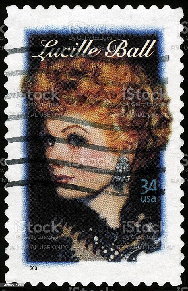 United States Postage Stamp stock photo