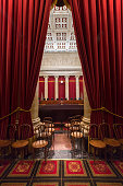 United States Supreme Court Chamber in Washington, DC