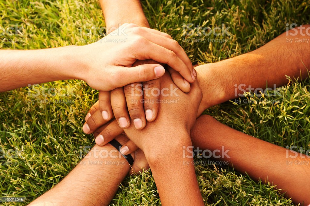 Unity Group stock photo