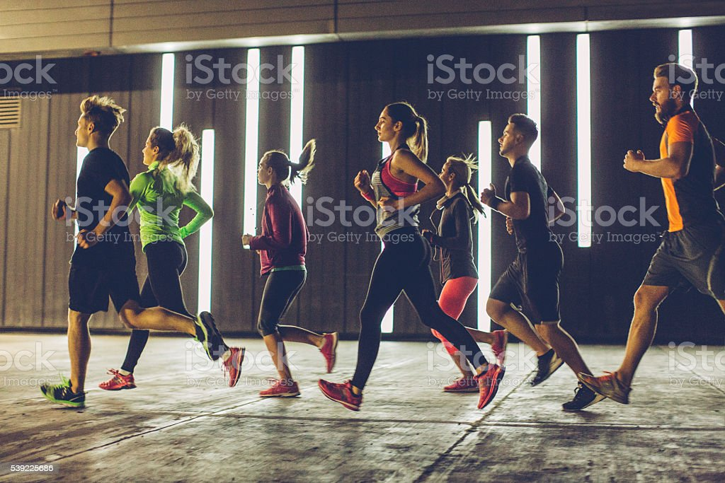 Unity is strenght. stock photo