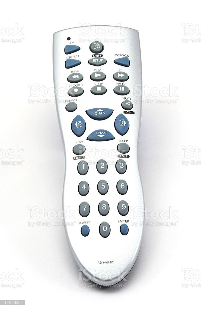 Universal Remote royalty-free stock photo