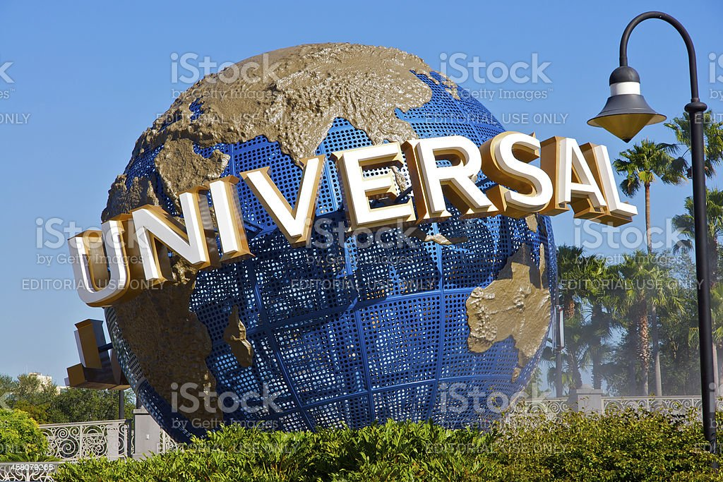 Universal Studios Landmark royalty-free stock photo