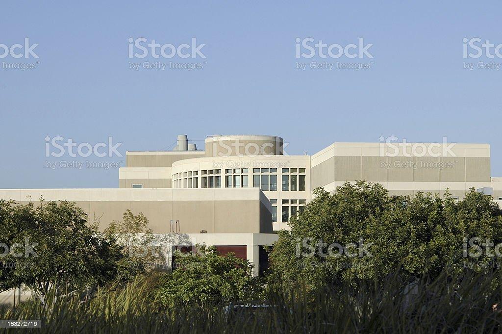 University Building stock photo