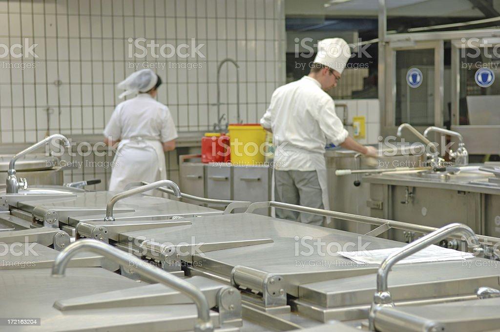 university canteen royalty-free stock photo