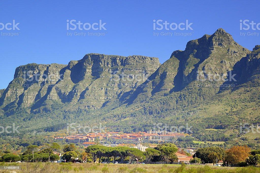University of Cape Town stock photo