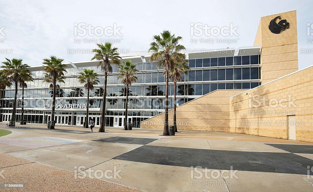 University of Central Florida CFE Arena stock photo
