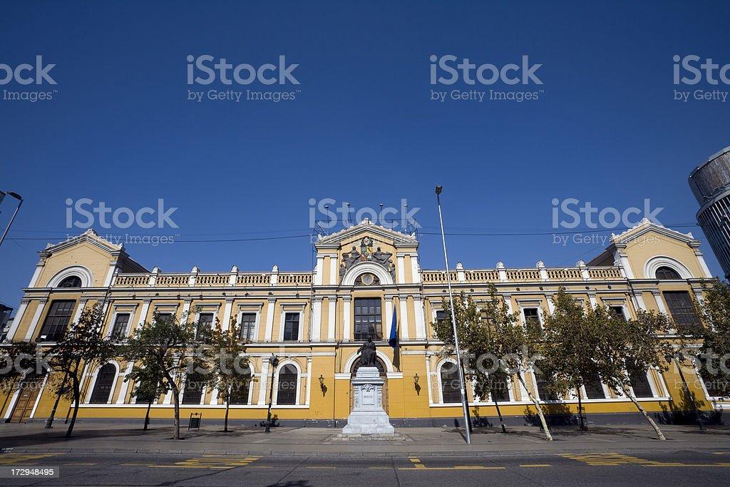 University of Chile stock photo