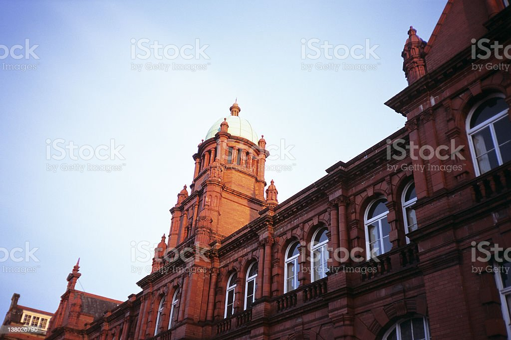 University of Durham stock photo