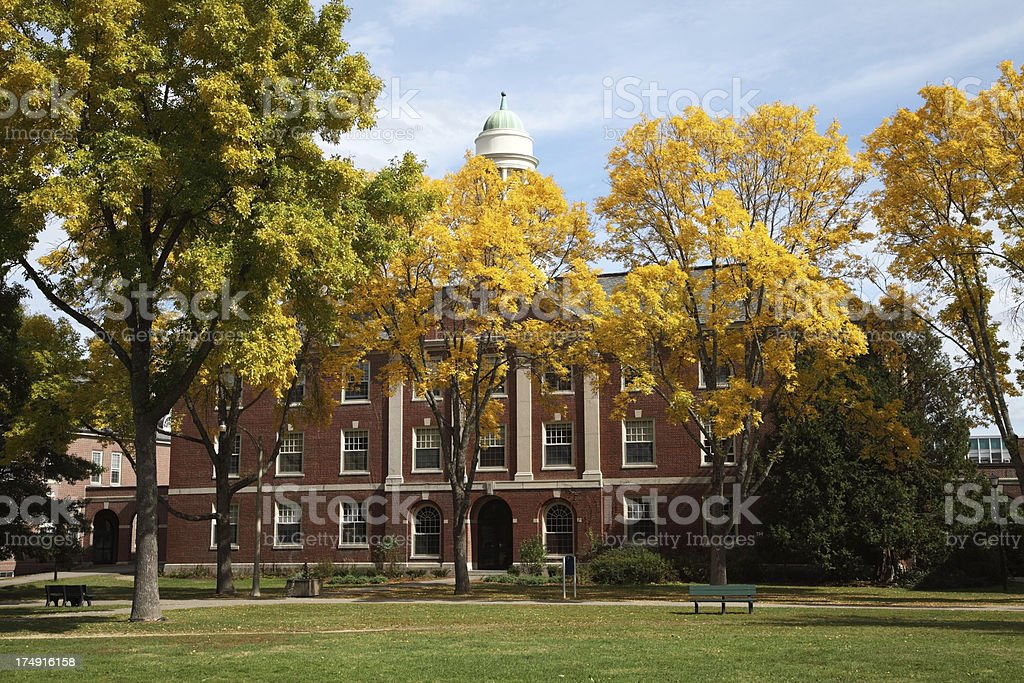 University of Maine stock photo