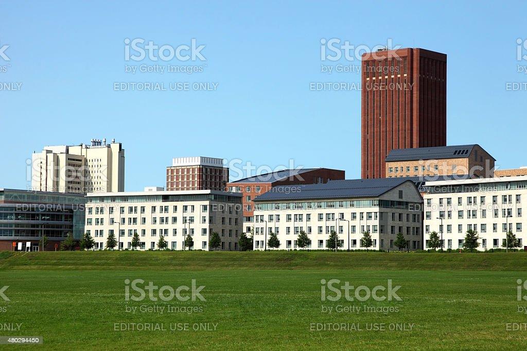 University of Massachusetts Amherst stock photo