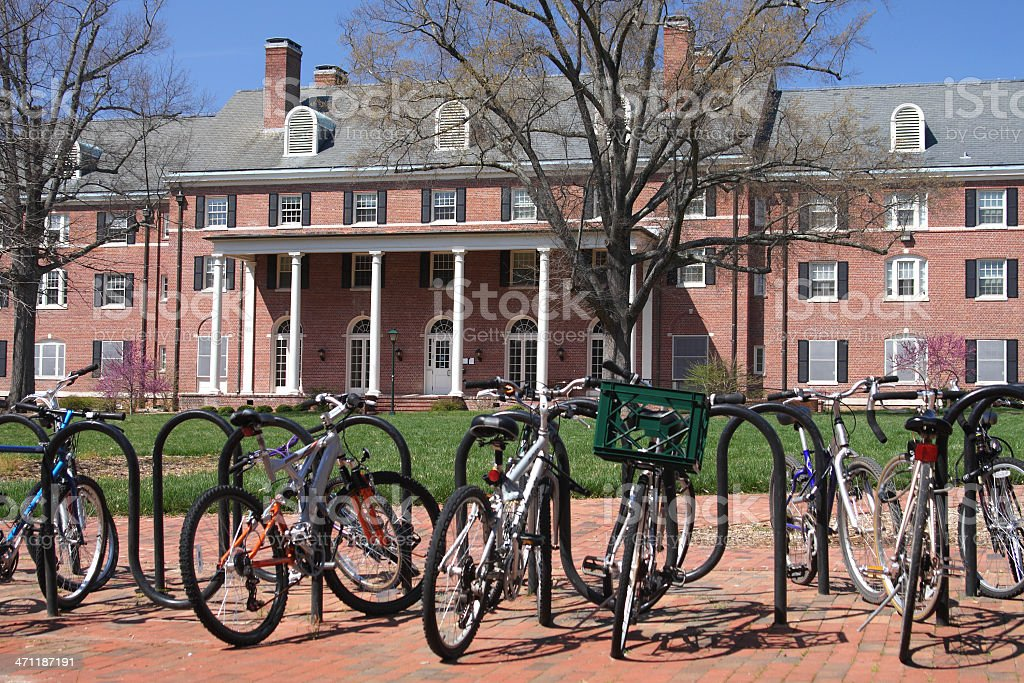 University of North Carolina stock photo