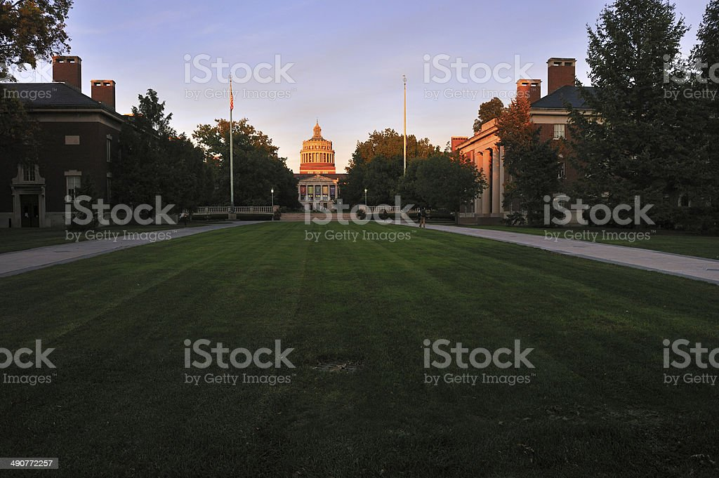 University of Rochester stock photo