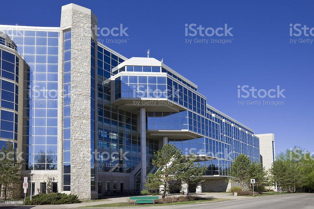 University of Saskatchewan, Saskatoon royalty-free stock photo