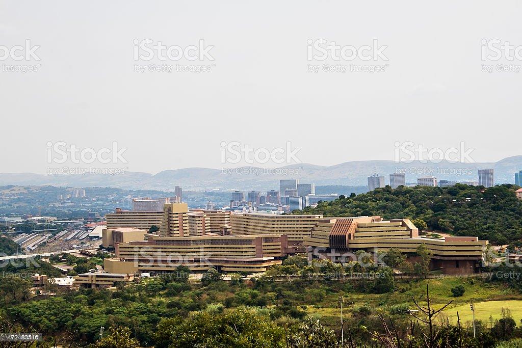 University of South Africa stock photo