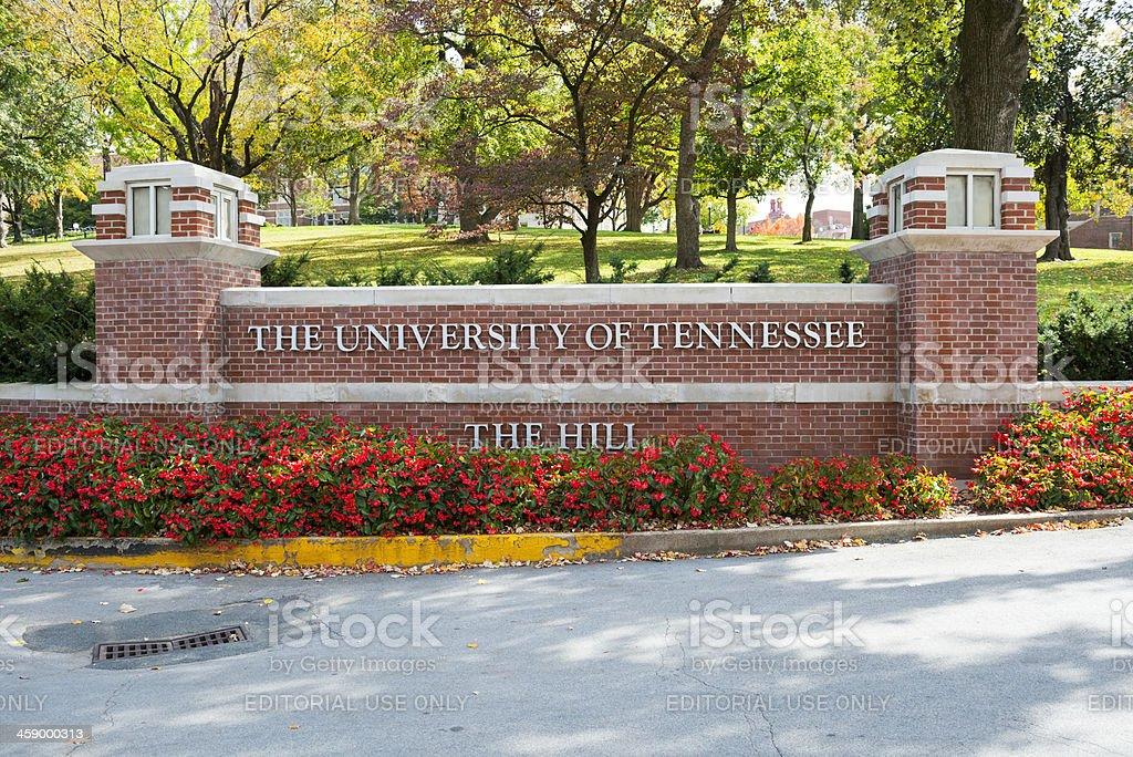 University of Tenneessee stock photo