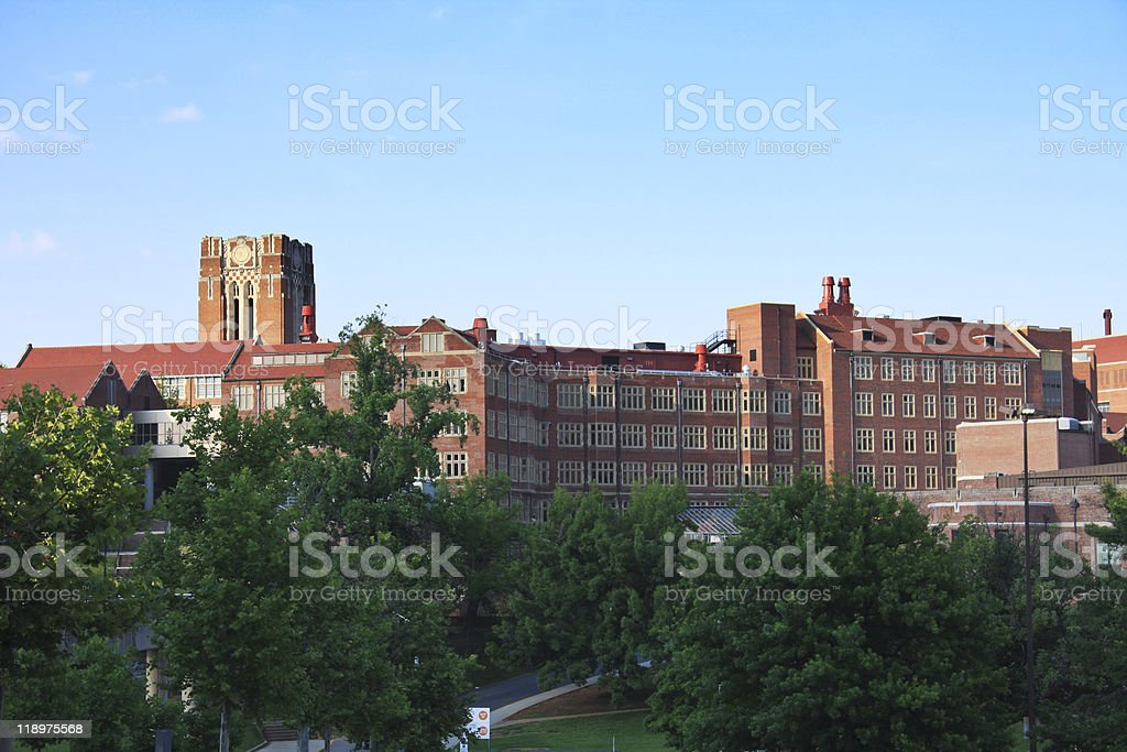 University of Tennessee stock photo