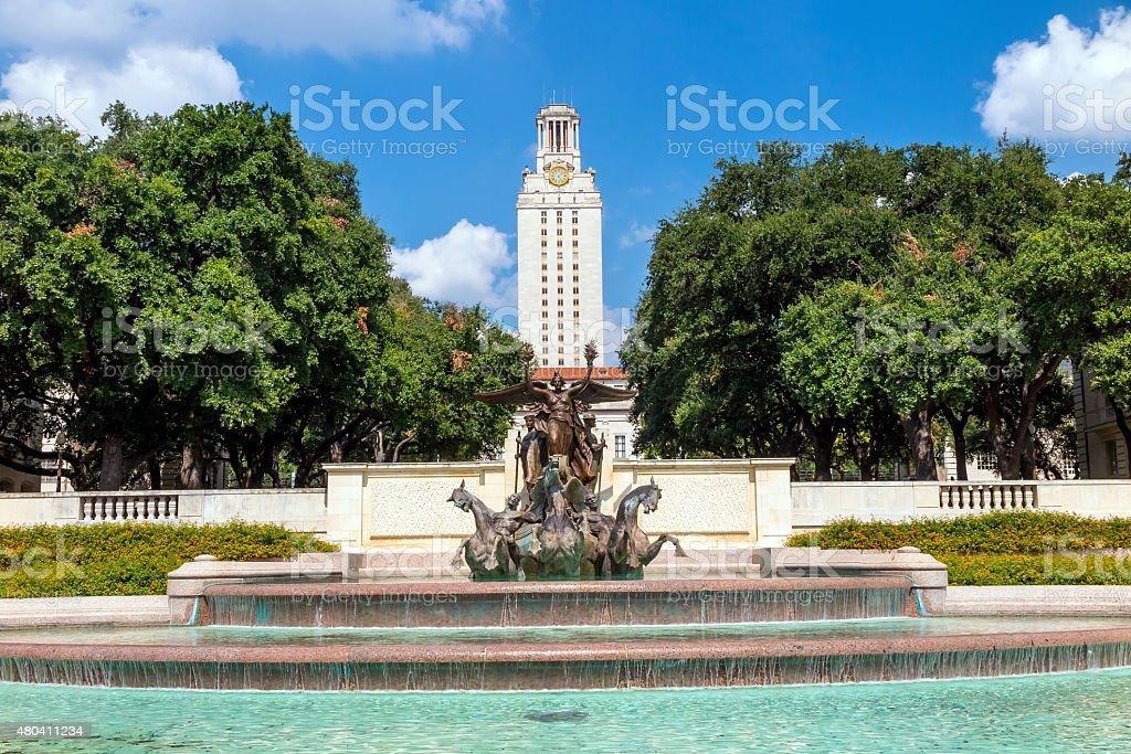 University of Texas stock photo