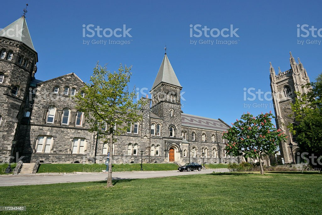 University of Toronto stock photo