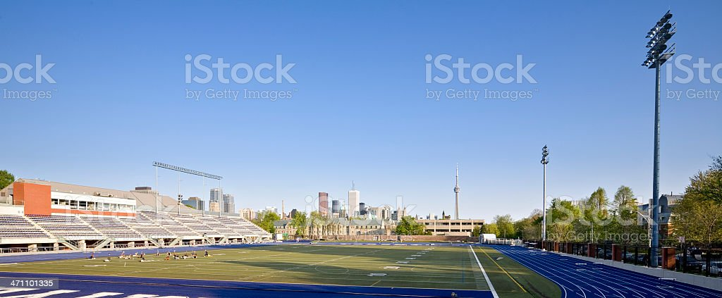 University of Toronto Varsity Centre stock photo