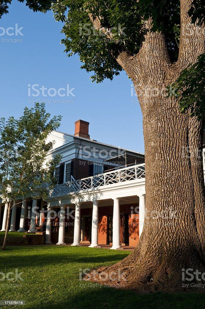 University of Virginia stock photo