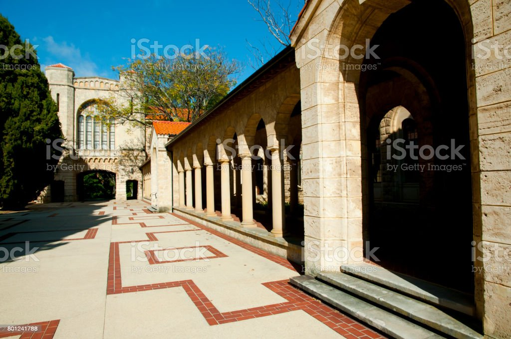 University of Western Australia stock photo