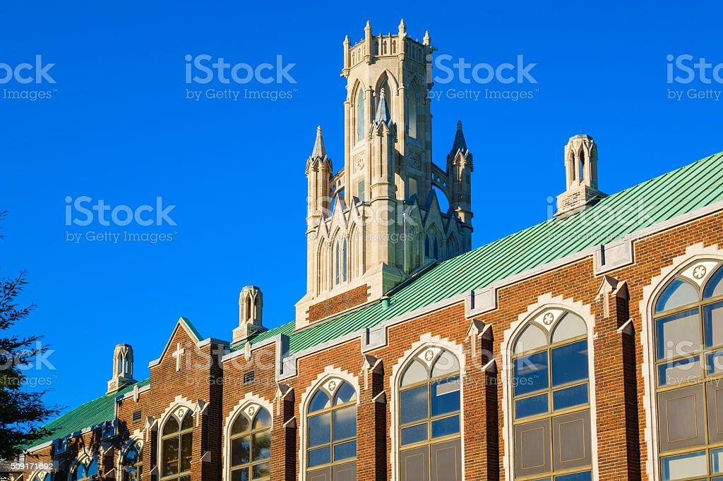 University of Windsor Ontario Canada Dillon Hall stock photo
