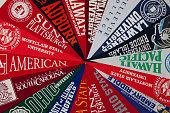 University pennants