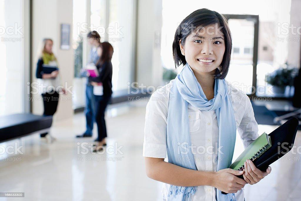 University Student royalty-free stock photo