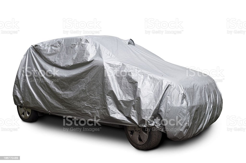 Unknown car royalty-free stock photo