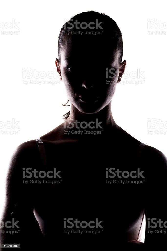 unknown person stock photo