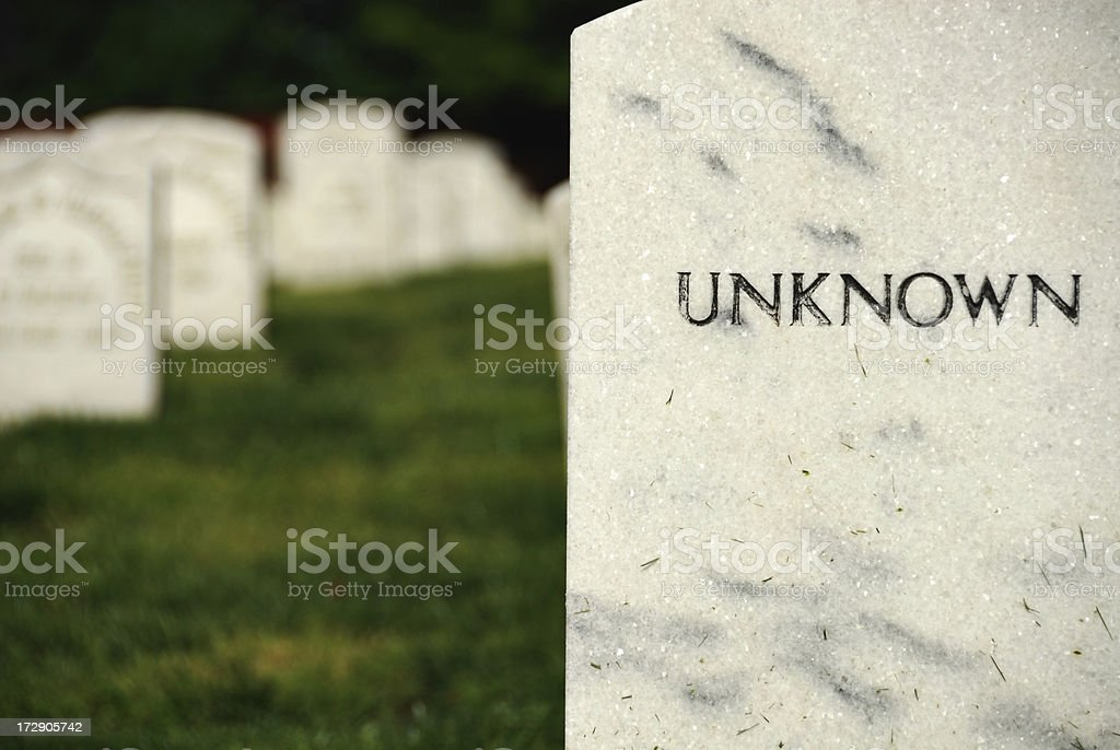 Unknown royalty-free stock photo
